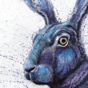 Purple Hare #1