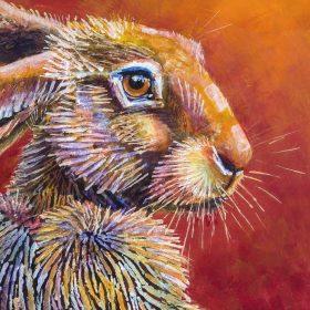 Rainbow Hare #2