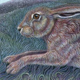 Running Hare #3
