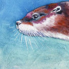 Tiled Otter